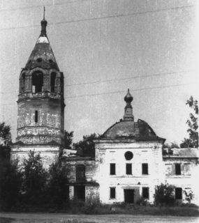 Церковь Благовещения Пресвятой Богородицы, г. Володарск, Володарский район, Нижегородская область