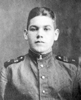 Младший сержант Анатолий Хворов
