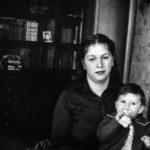 Ольга Александровна Федотова (Вдовина) с дочерью Юлей