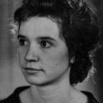 Прасковья Антоновна Вдовина (Беляк)