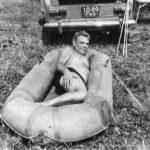 Анатолий Хворов на рыбалке