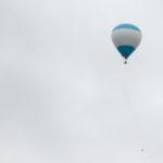 Воздушный шар я видел только утром