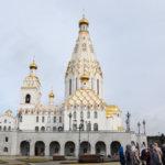Паломническая поездка 18 марта 2017 г. Храм-Памятник в честь Всех Святых и в память о жертвах, спасению Отечества нашего послуживших