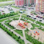 Детская площадка для маленьких