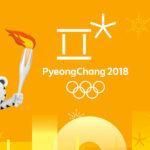 Обои Зимней Олимпиады PyeongChang 2018