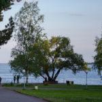 У озера Нарочь