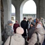 Паломническая поездка 18 марта 2017 г. Крипта Храма-Памятника в честь Всех Святых и в память о жертвах, спасению Отечества нашего послуживших.